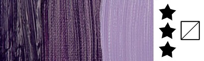 568 S3 Permanent blue violet, farba olejna Rembrandt 40 ml