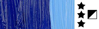 512 S2 Cobalt Blue Ultramarine, farba olejna Rembrandt 40 ml