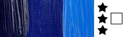 583 S3 Pthalo Blue Red, farba olejna Rembrandt 40 ml
