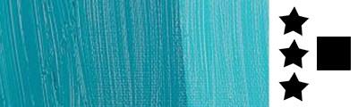 522 S3 Turquise Blue, farba olejna Rembrandt 40 ml