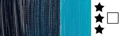 565 S3 Pthalo Turquoise Blue, farba olejna Rembrandt 40 ml