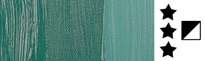 610 S5 Cobalt green, farba olejna Rembrandt 40 ml
