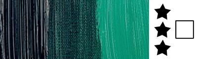 680 S3 Pthalo Green Blue, farba olejna Rembrandt 40 ml