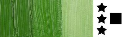 625 S2 Cinnabar Green Medium, farba olejna Rembrandt 40 ml