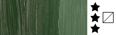 629 S1 Green Earth, farba olejna Rembrandt 40 ml