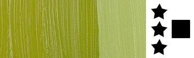 626 S2 Cinnabar Green Light, farba olejna Rembrandt 40 ml