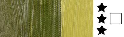 281 S3 Transparent Yellow Green, farba olejna Rembrandt 40 ml