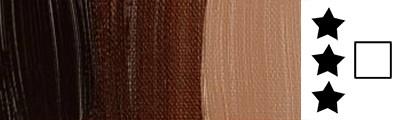 418 S3 Stil de Grain Brown, farba olejna Rembrandt 40 ml