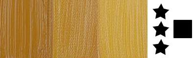 227 S1 Yellow Ochre, farba olejna Rembrandt 40 ml