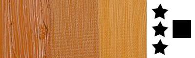 231 S1 Gold Ochre, farba olejna Rembrandt 40 ml