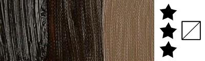 408 S1 Raw Umber, farba olejna Rembrandt 40 ml