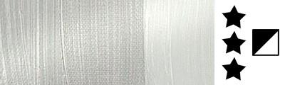 800 S3 Silver, farba olejna Rembrandt 40 ml