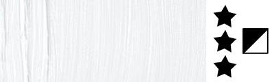 104 S1 Zinc White (safflower oil), farba olejna Rembrandt 150 ml