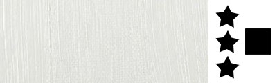 105 S1 Titanium white (safflower oil), farba olejna Rembrandt 15