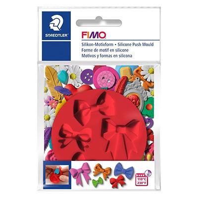 Kokardki - formy do mas plastycznych FIMO, Staedtler