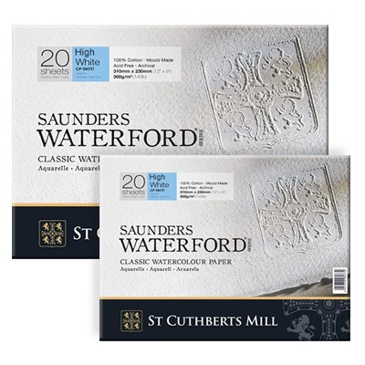 waterford cold press high white