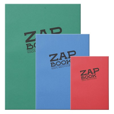 Szkicownik ZAP BOOK A6, Clairefontaine, 160 ark. 80g