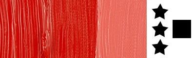 314 S4 Cadmium red medium, farba olejna Rembrandt 40 ml