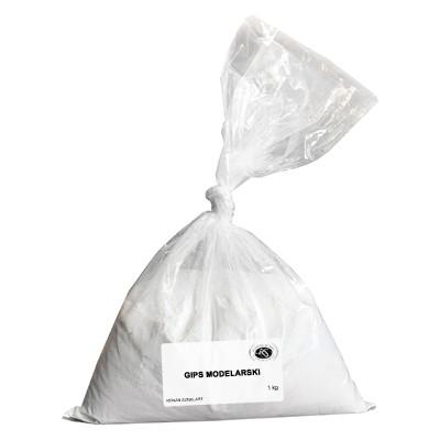 Gips modelarski Kremer, 1kg