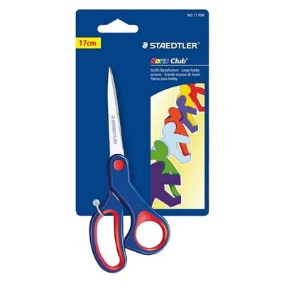 Nożyczki praworęczne dla dzieci, Staedtler, 17cm