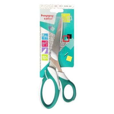 Nożyczki praworęczne Happy Color 20 cm