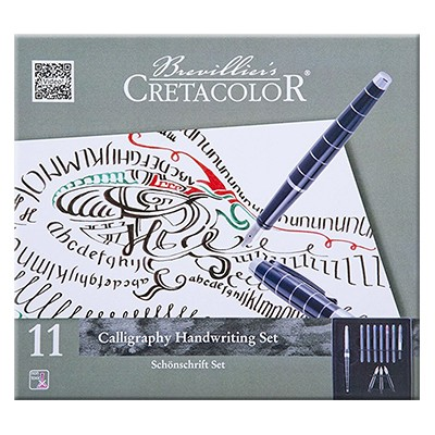 Calligraphy Handwriting set