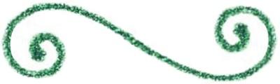 702 Emerald, brokat w żelu German Glitter, 28ml