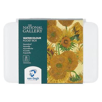 Talens Van Gogh National Gallery