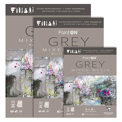 Paint ON Grey