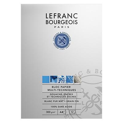 Blok Mix Media Lefranc & Bourgeois