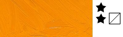 731 Winsor yellow deep, Artists' W&N, artystyczna farba olejna 3