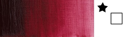 543 Purple madder, Artists' W&N, artystyczna farba olejna 37ml