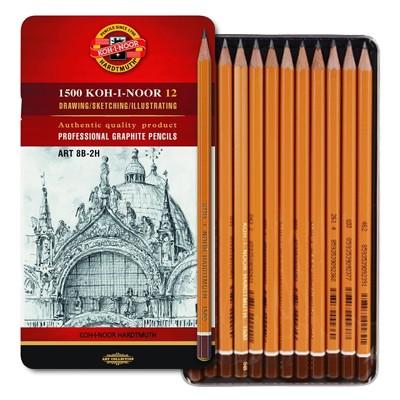 Ołówki do rysunku artystycznego