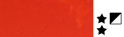 101 Cadmium red light hue, farba alkidowa Griffin Alkyd, 37ml