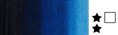 538 Prussian blue, farba alkidowa Griffin Alkyd, 37