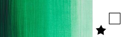 521 Phthalo green (yellow shade), farba alkidowa Griffin Alkyd,