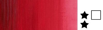 468 Permanent alizarin crimson, farba olejna wodorozcieńczalna A