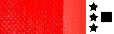 224 Cadmium red orange, farba olejna Puro, 40ml