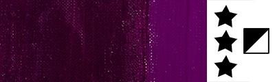 460 Mineral violet, farba olejna Puro, 40ml
