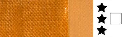 162 Raw sienna light, farba olejna Puro, 40ml