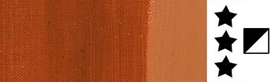134 Golden ochre, farba olejna Puro, 40ml