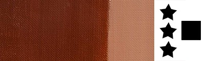 191 Red ochre, farba olejna Puro, 40ml
