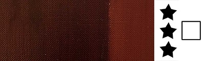 477 Transparent mars brown, farba olejna Puro, 40ml