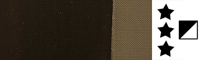 493 Raw umber, farba olejna Puro, 40ml