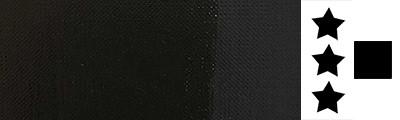 537 Carbon black, farba olejna Puro, 40ml