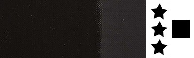 540 Mars black, farba olejna Puro, 40ml