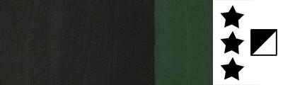 357 Green obsidian from Pantelleria, farba olejna Maimeri Medite
