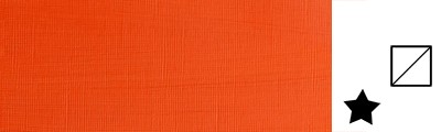 519 Pyrrole orange, Artists' W&N, farba akrylowa 60ml