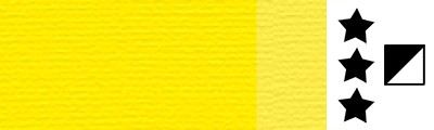 171 Japanese yellow lemon, artystyczna farba olejna Lefranc 40ml