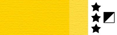 184 Japanese yellow deep, artystyczna farba olejna Lefranc 40ml